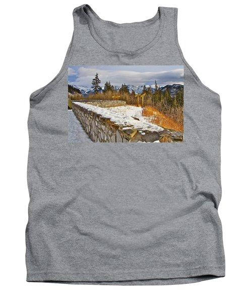 Banff Scene Tank Top