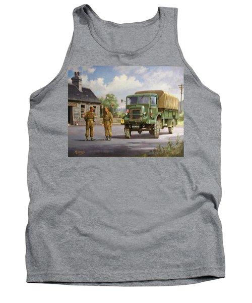 Bedford Ql Tank Top