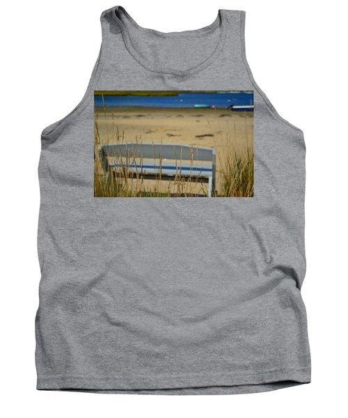 Bench On The Beach Tank Top