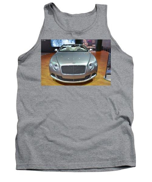 Bentley Starting Price Just Below 200 000 Tank Top by Randy J Heath