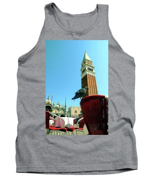Best Seat In The House Tank Top