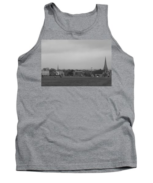 Tank Top featuring the photograph Blackheath Village by Maj Seda