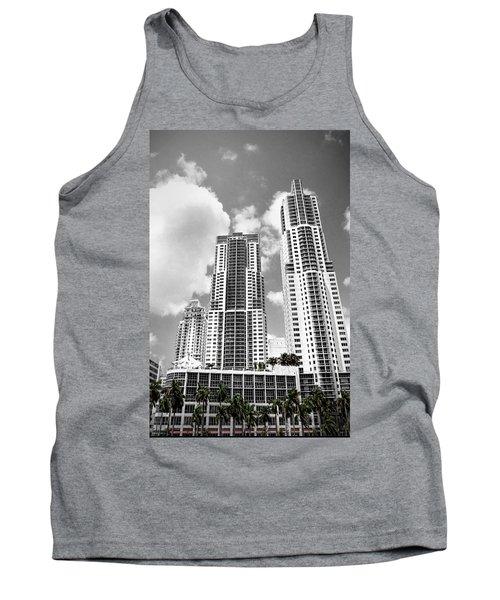 Buildings Downtown Miami Tank Top