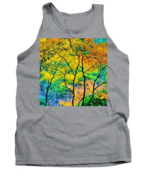 Canopy Of Life Tank Top