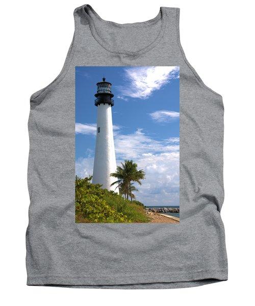 Cape Florida Lighthouse Tank Top