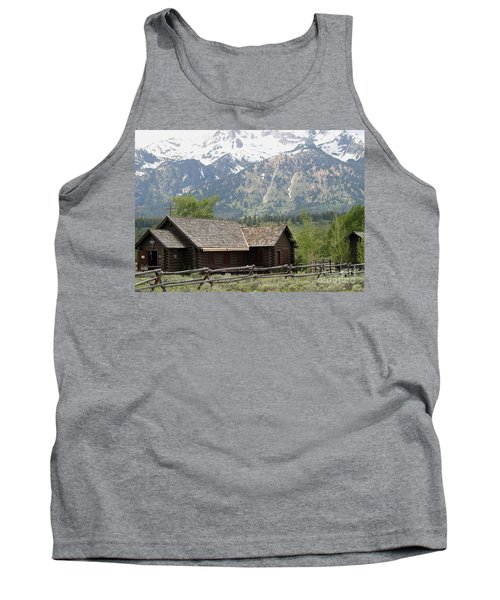 Tank Top featuring the photograph Chapel Of The Transfiguration Episcopal by Living Color Photography Lorraine Lynch