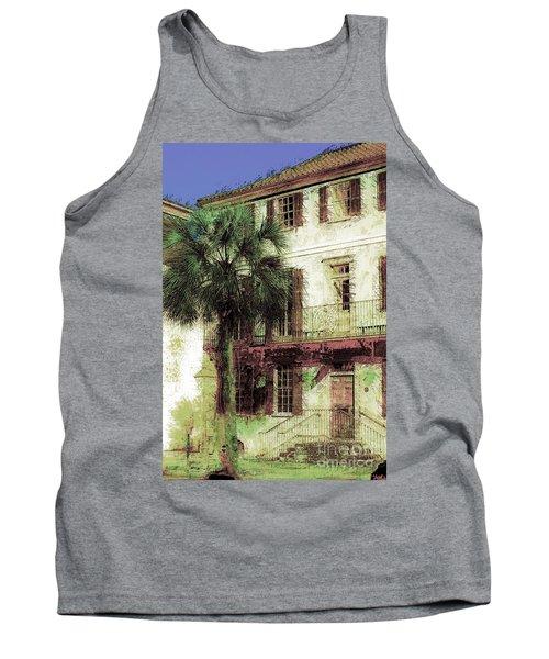 Charleston Homes Tank Top
