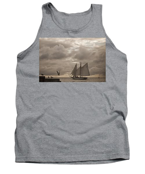 Chasing The Wind Tank Top