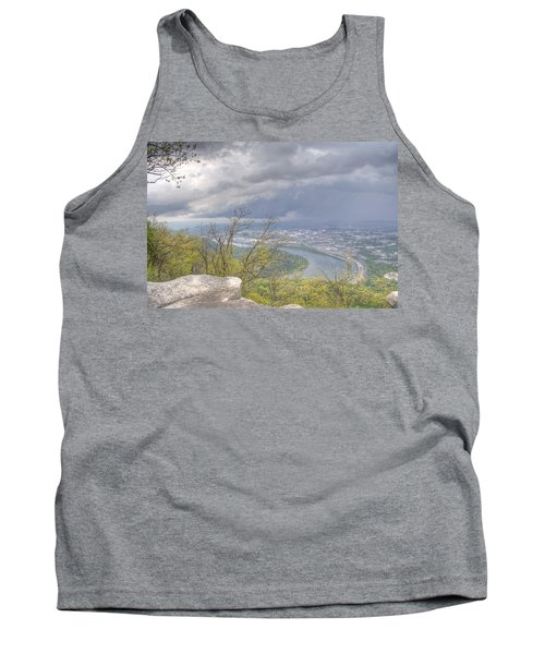 Chattanooga Valley Tank Top by David Troxel