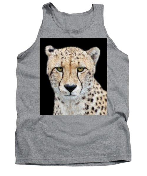 Tank Top featuring the photograph Cheetah by Lynn Bolt