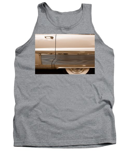 Tank Top featuring the photograph Chrome by John Schneider