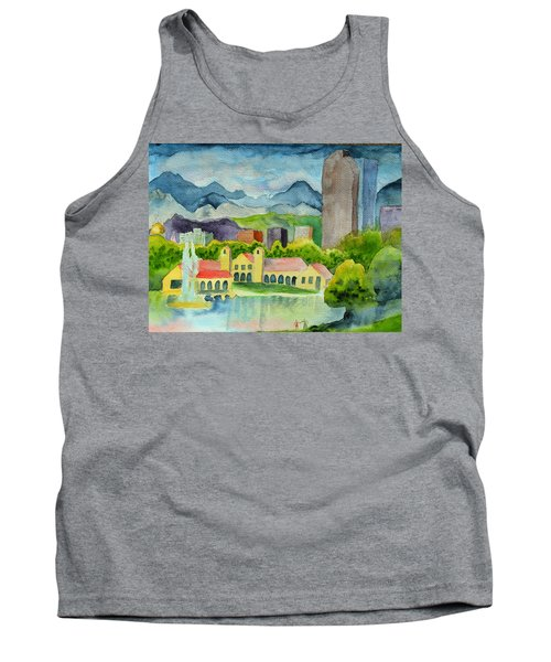 City Park Wonderland Summer Tank Top