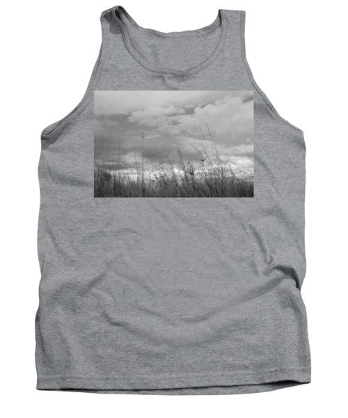 Tank Top featuring the photograph Cloud Watching by Kathleen Grace
