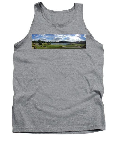 Club House Panorama Tank Top