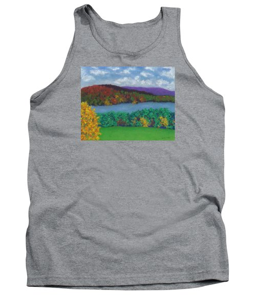 Crisp Kripalu Morning Tank Top