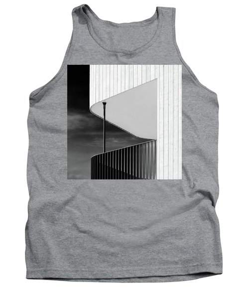 Curved Balcony Tank Top