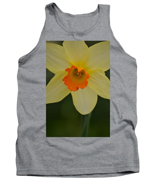 Daffodilicious Tank Top by JD Grimes
