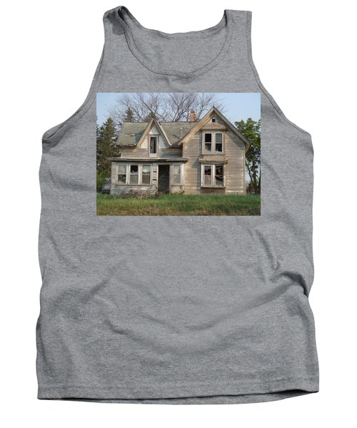 Tank Top featuring the photograph Defiance by Bonfire Photography