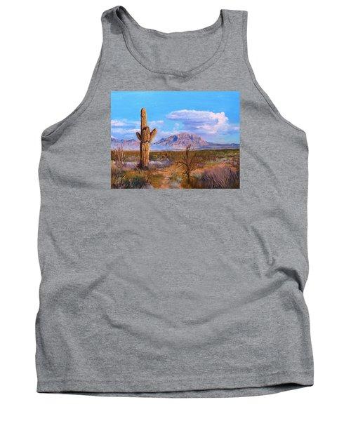 Desert Scene 4 Tank Top