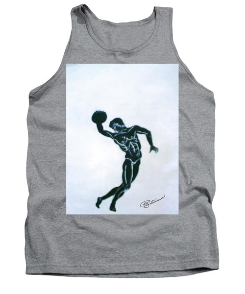 Disc Thrower Tank Top