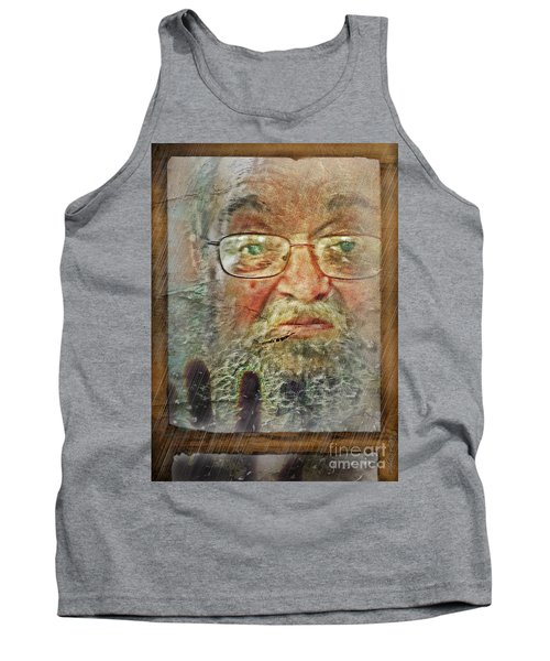 Don't You See Me?  I'm Here. .  Tank Top