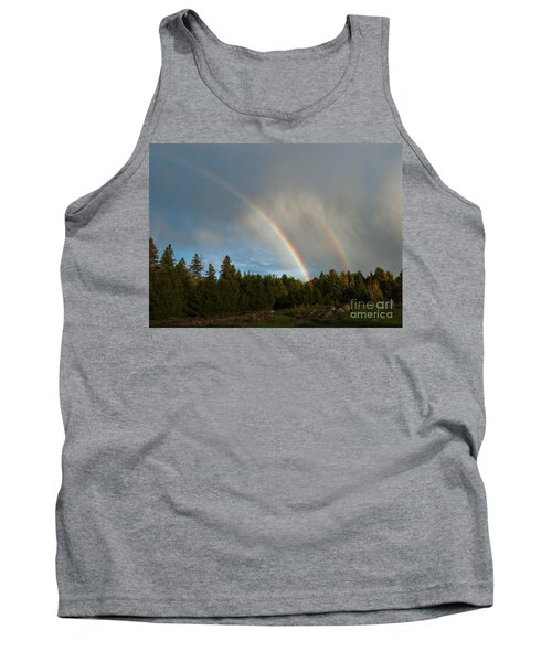Tank Top featuring the photograph Double Blessing by Cheryl Baxter