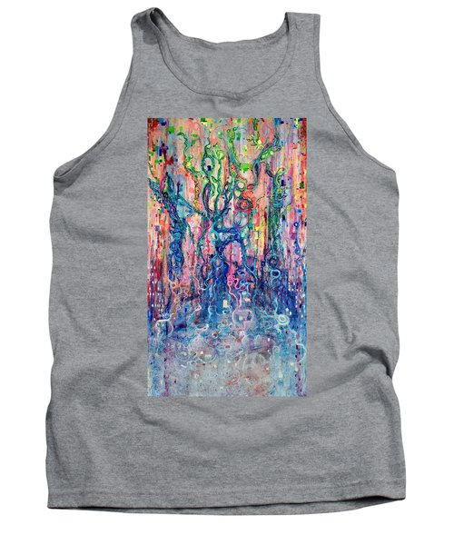 Dream Of Our Souls Awake Tank Top