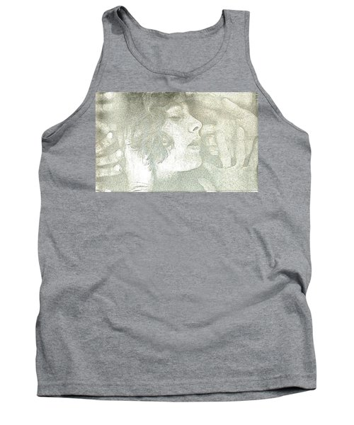 Tank Top featuring the photograph Dreaming by Rory Sagner
