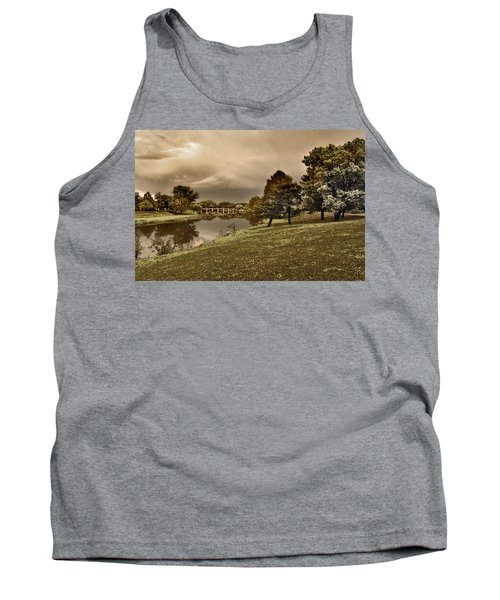 Eery Day Tank Top by Brian Duram