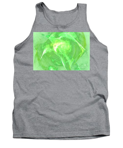 Tank Top featuring the digital art Ethereal by Kim Sy Ok