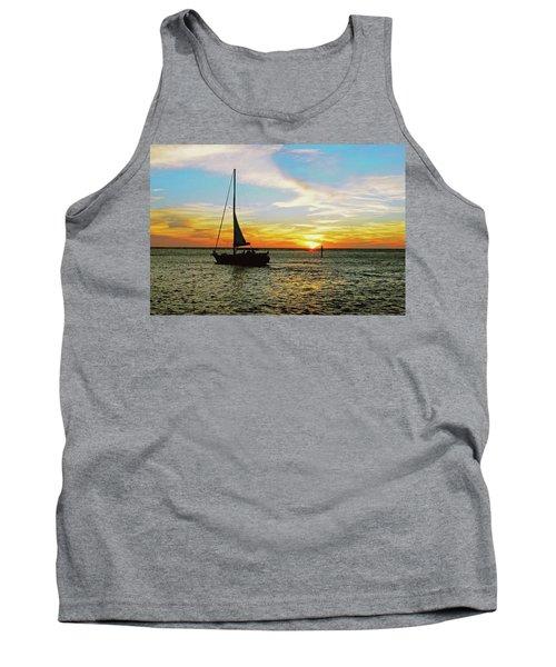 Evening Sailing Tank Top