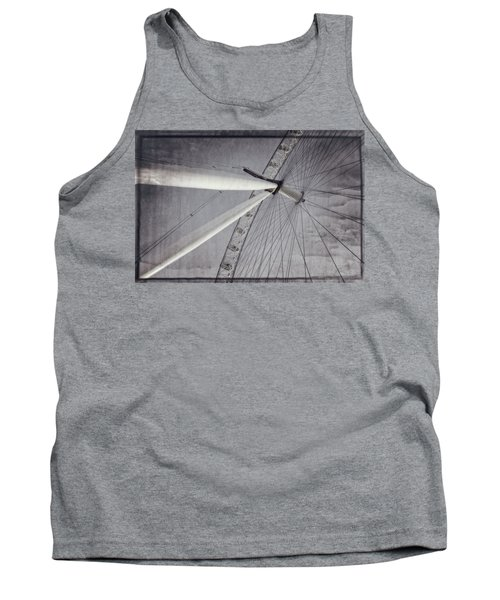 Eye On London Tank Top