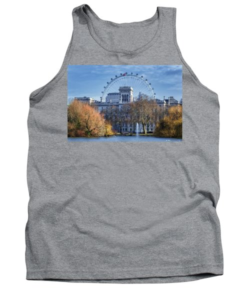Eyeing The View Tank Top