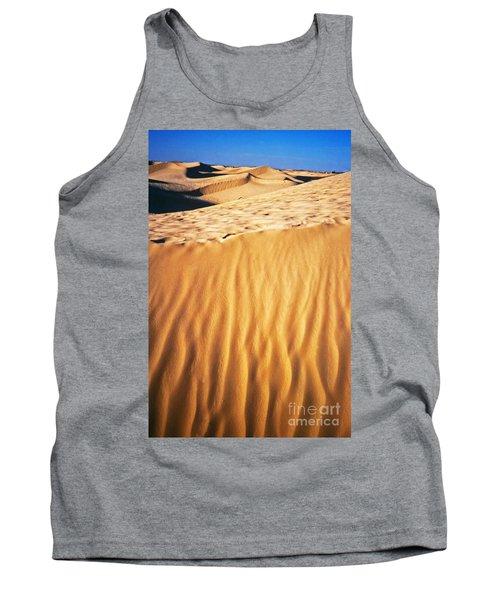 Fiery Desert I Tank Top