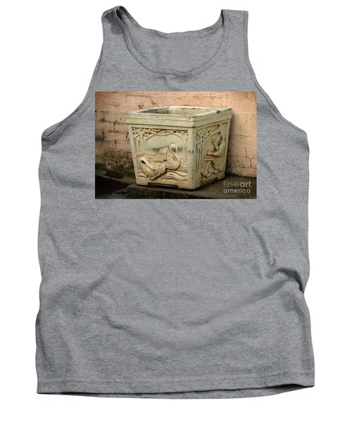 Flower Pot Tank Top