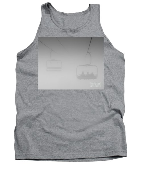 Tank Top featuring the photograph Fog by Eunice Gibb