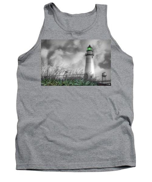 Fort Gratiot Lighthouse Tank Top