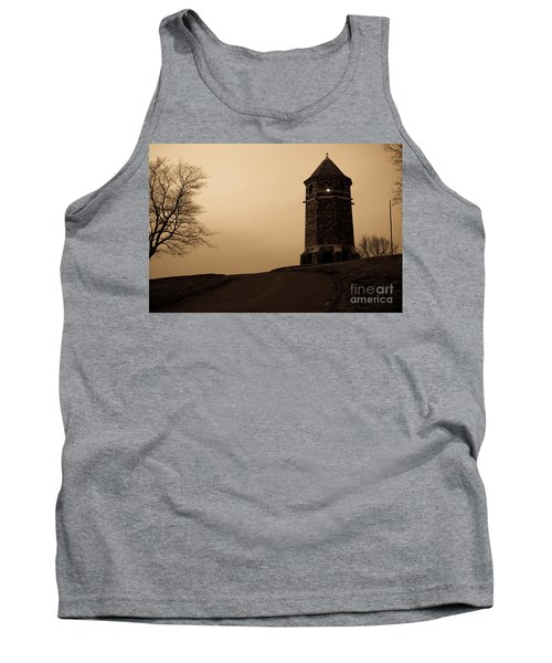 Fox Hill Tower Tank Top
