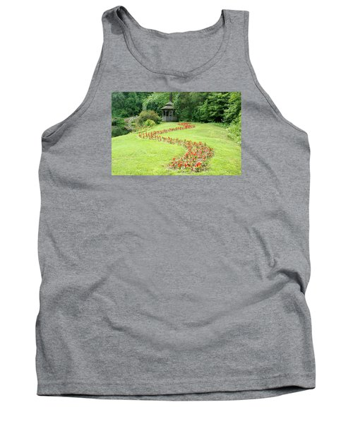 Gazebo Tank Top by Richard Bryce and Family