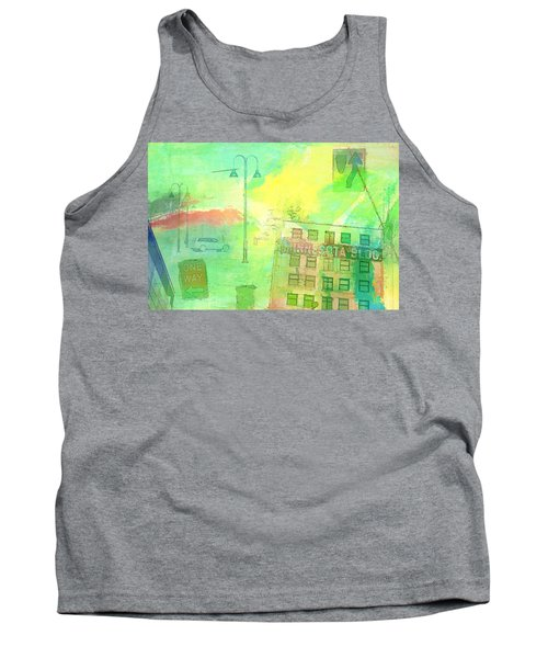 Going Places Tank Top