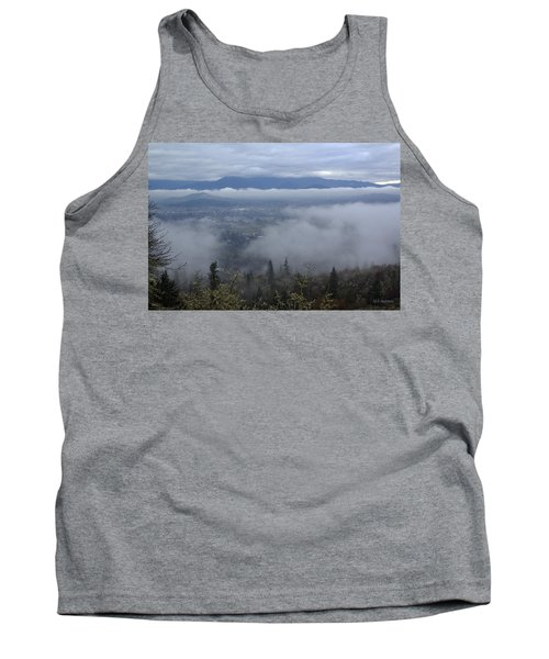 Tank Top featuring the photograph Grants Pass Weather by Mick Anderson