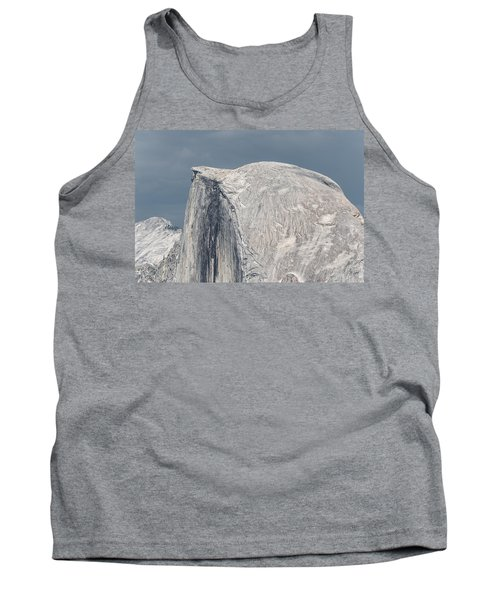 Half Dome From Glacier Point At Yosemite Np Tank Top by Michael Bessler