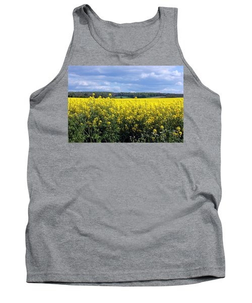 Tank Top featuring the photograph Hay Fever by Rdr Creative