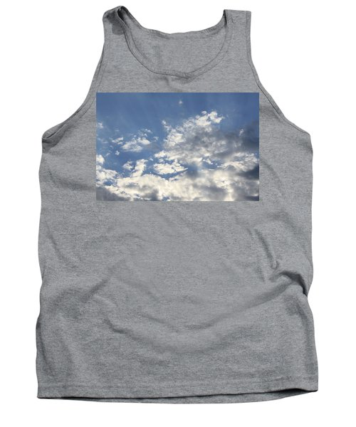 Heavenly Tank Top by Inspired Arts