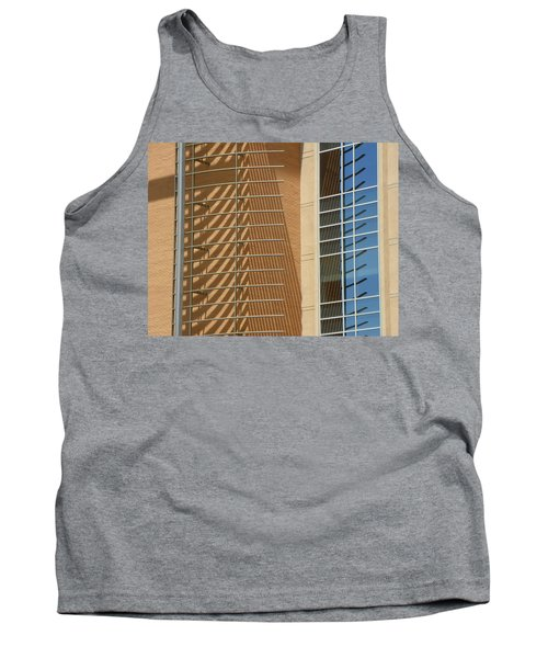 High Noon Two Tank Top by Lenore Senior