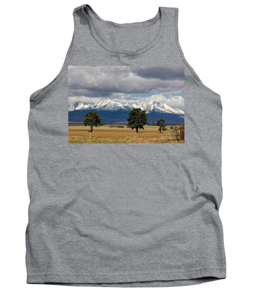 Tank Top featuring the photograph High Tatras - Vysoke Tatry by Les Palenik