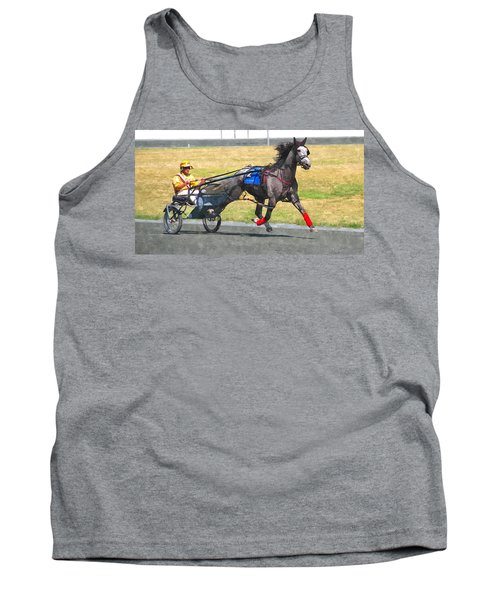 Tank Top featuring the photograph Hooray For The Gray by Alice Gipson