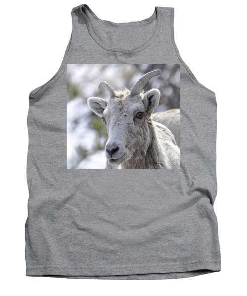 How Close Is Too Close Tank Top by Dorrene BrownButterfield