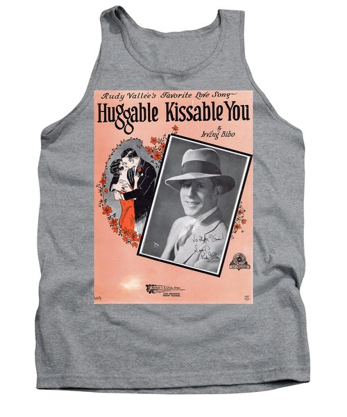 Huggable Kissable You Tank Top