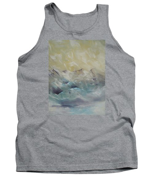 I Like It When It's Cold  Tank Top by Dan Whittemore